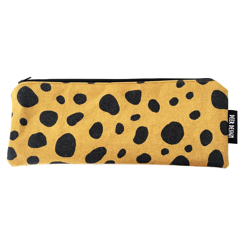 Deer Design Pencil Case - Desert Storm