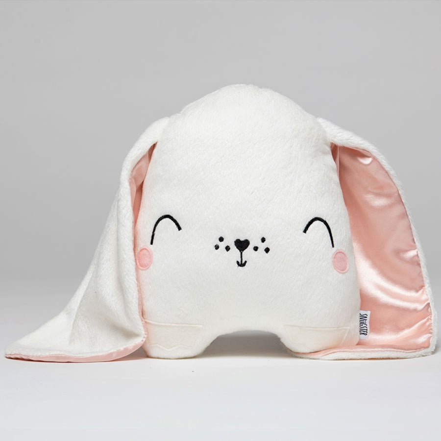 Snugster Bunny White-Pink