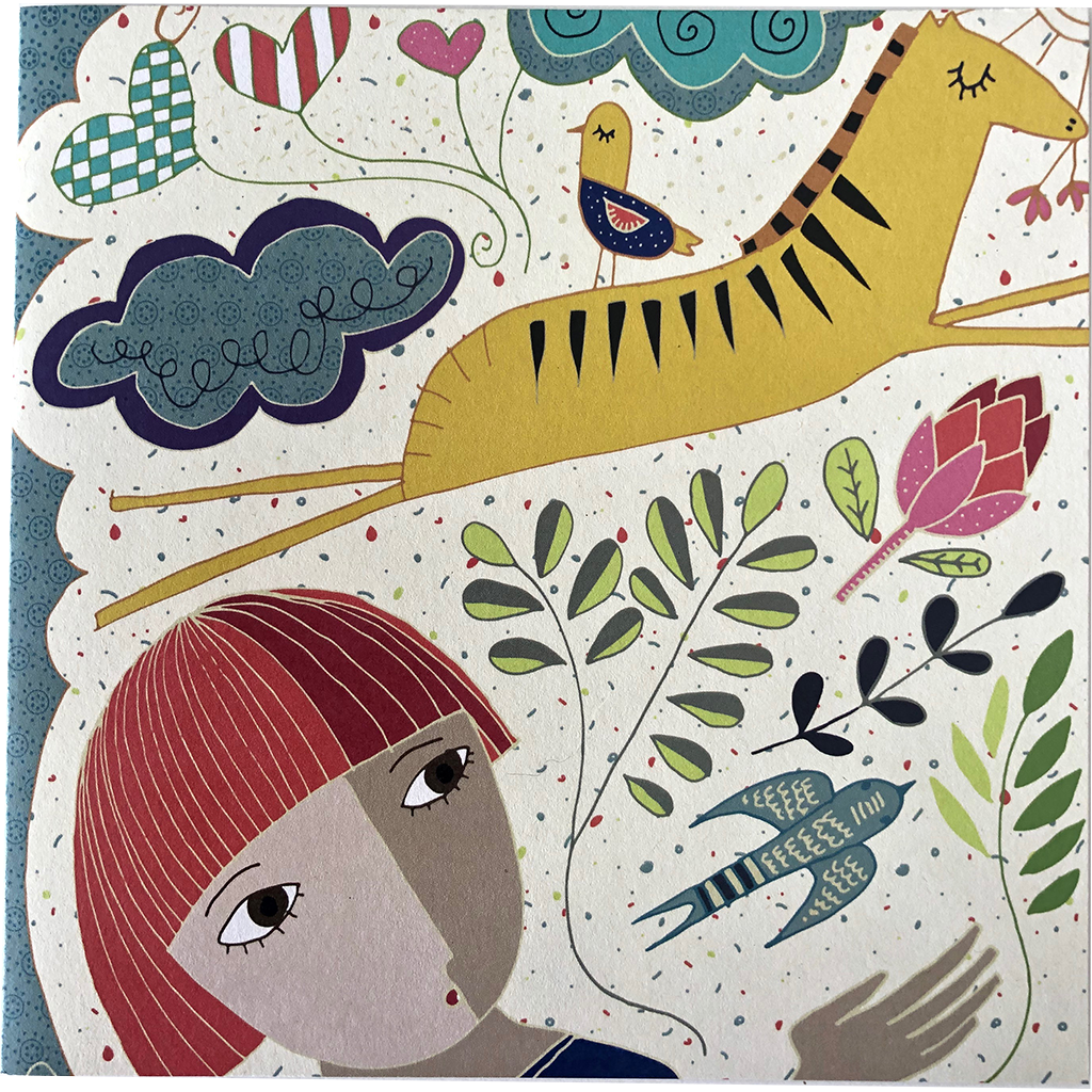Nici Brockwell Card - Imagination
