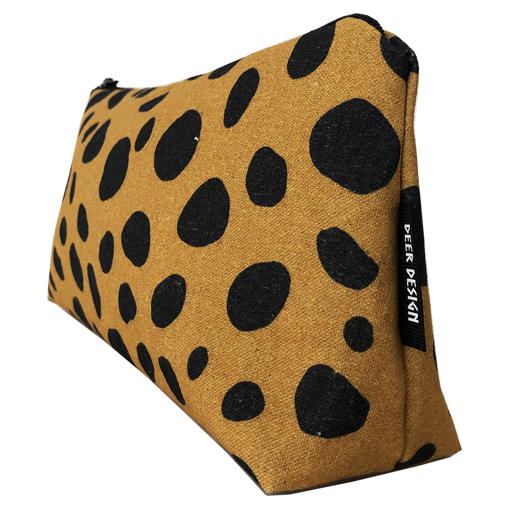 Deer Design Large Makeup Bag - Desert Storm