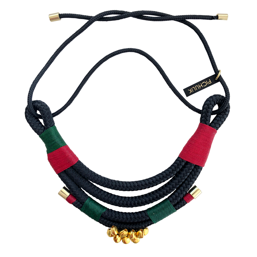 Pichulik Winter Mali Necklace
