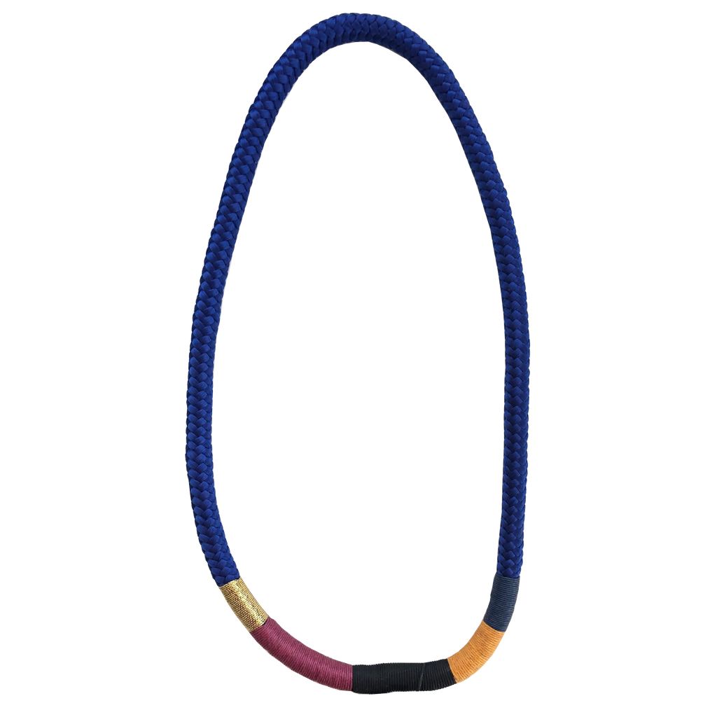 Pichulik Thin Ndebele Neckpiece Necklace