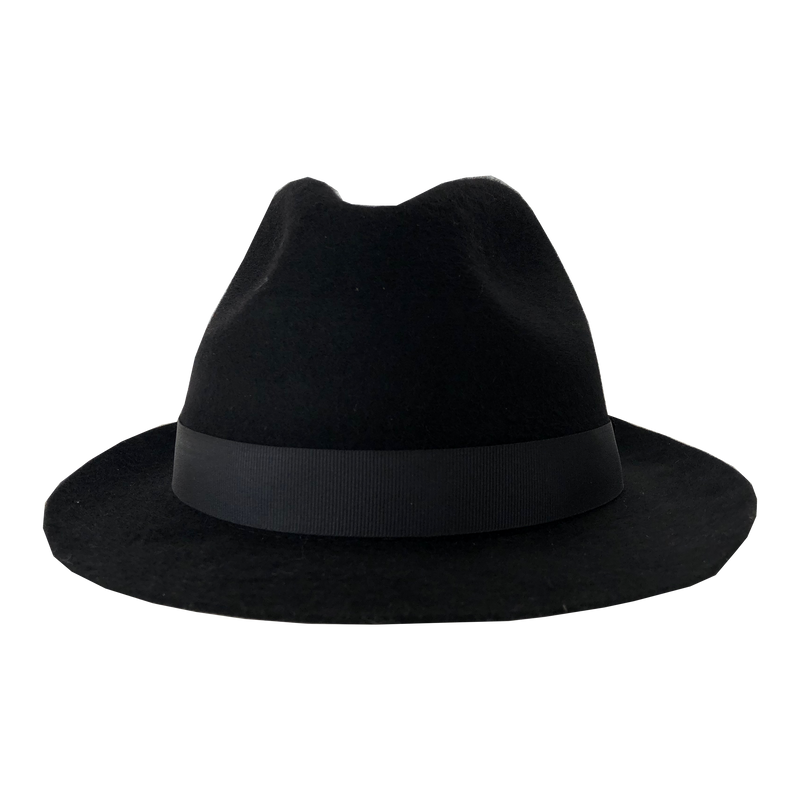 Simon & Mary Alfredo Hat Grey