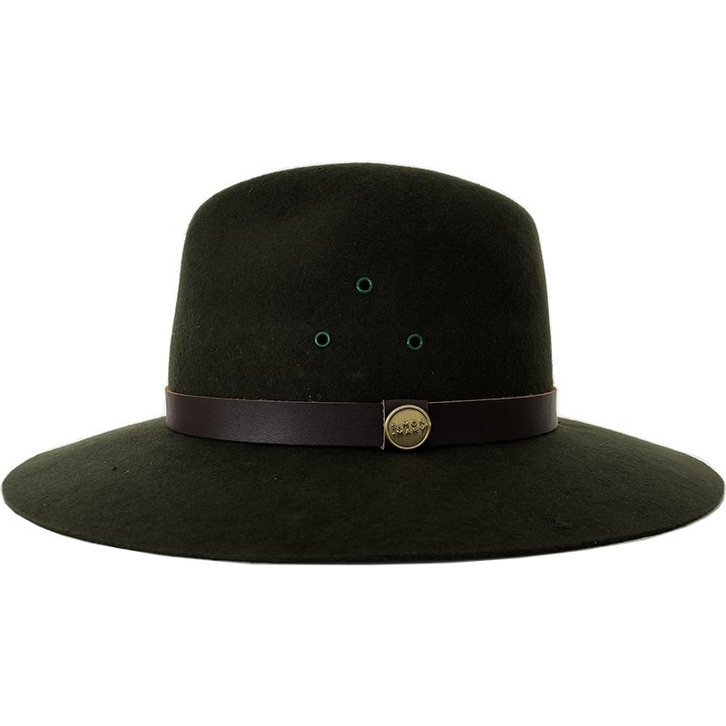 Simon & Mary Vasco Hat Olive