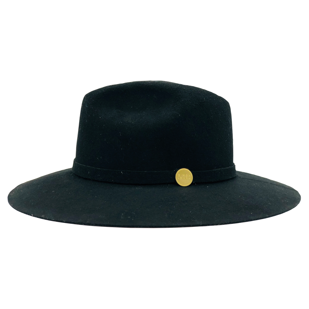 Simon & Mary Katherine Hat Black