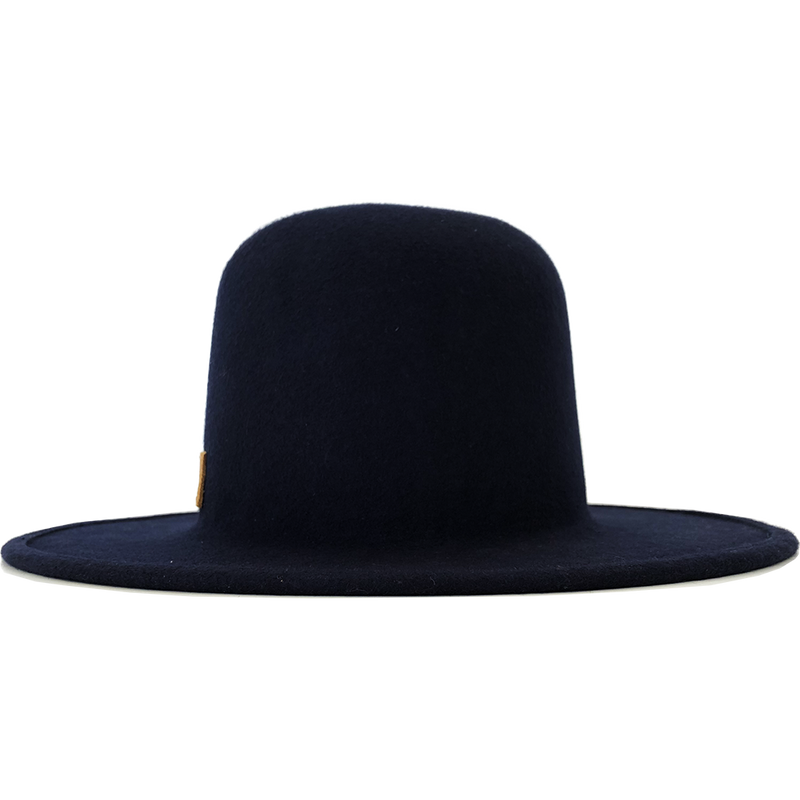 Simon & Mary Roberto Raw Hat Navy
