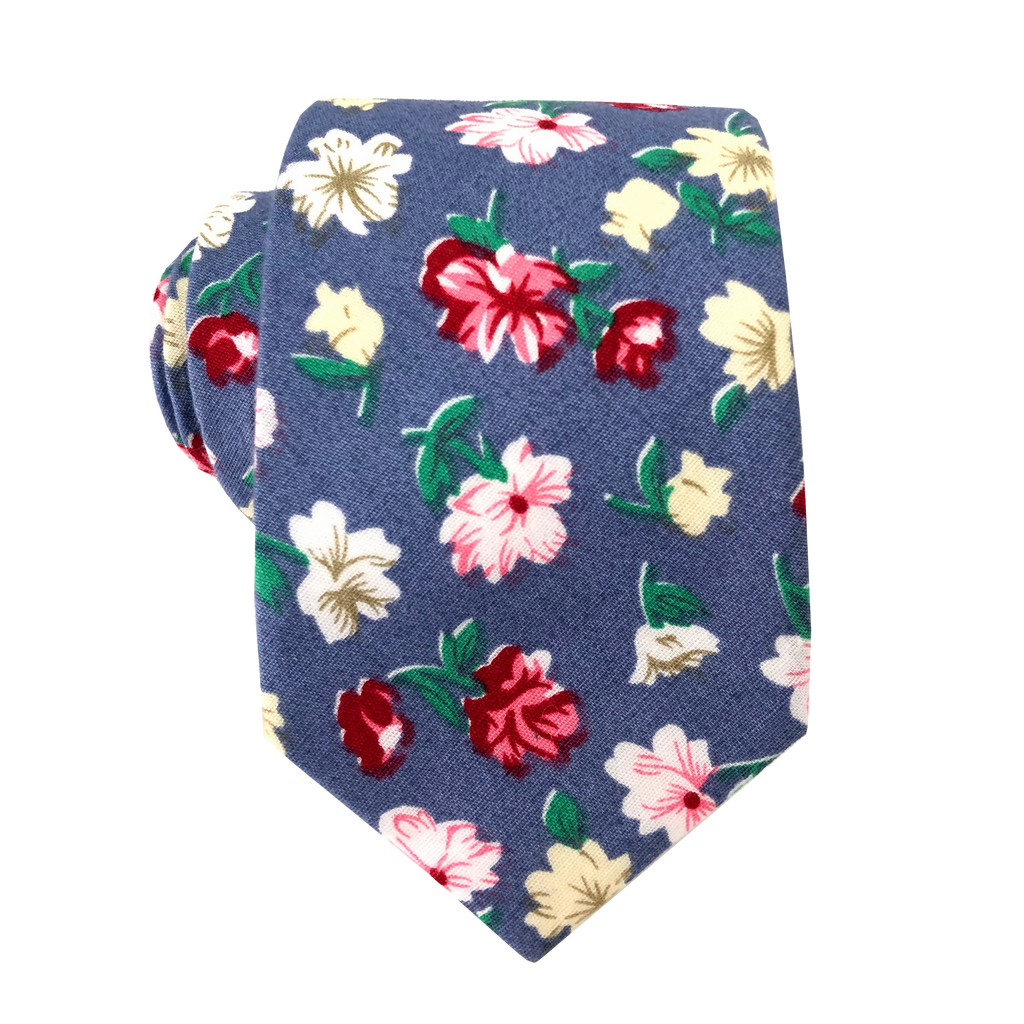 The Tie Keeper The Caledon BlueBell Tie