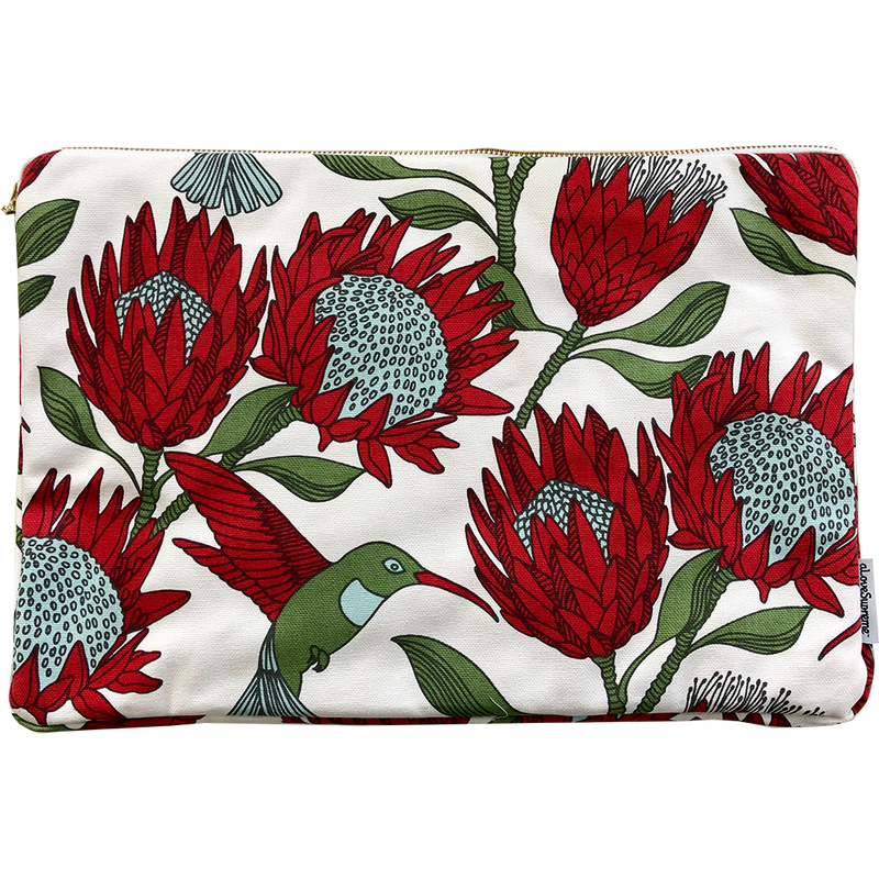 aLoveSupreme Laptop Sleeve 15inch  - Protea Cream