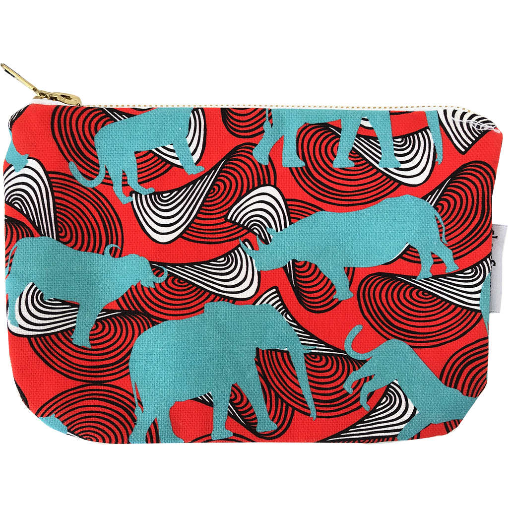 aLoveSupreme Pouch Metal Zip - Buffalise
