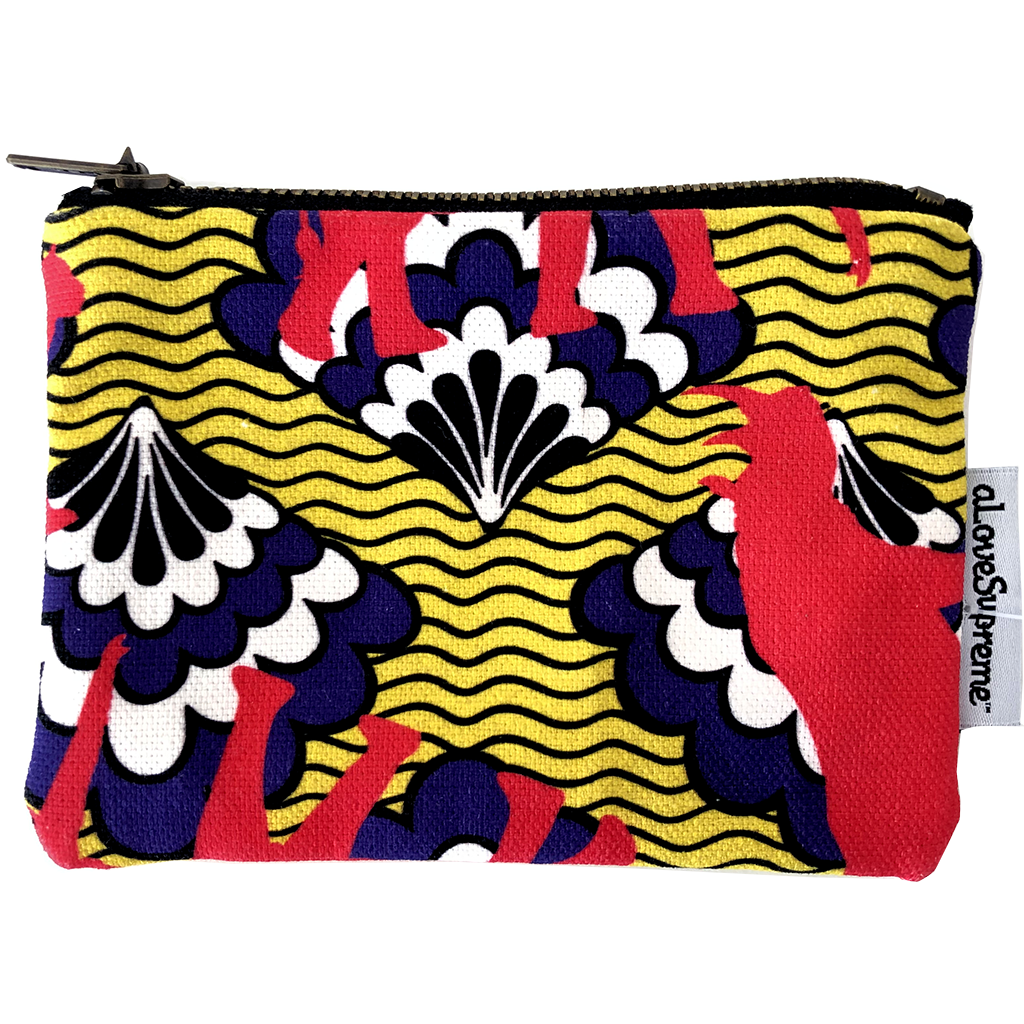 aLoveSupreme Coin Purse - Elephantise