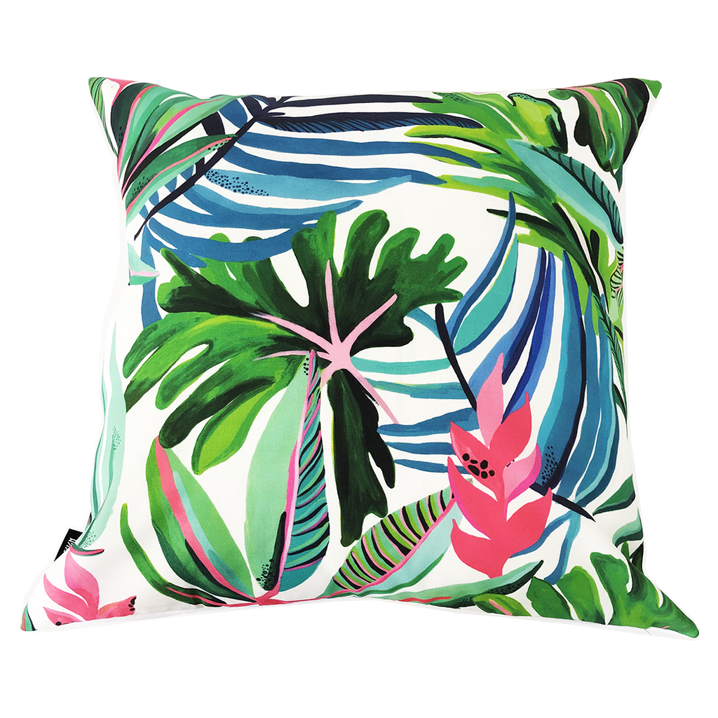 Deer Design Cushion Covers 60x60 - Machu Tropical