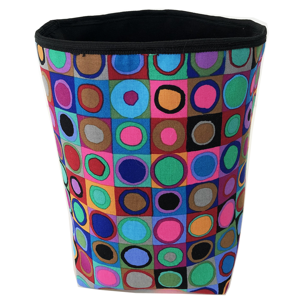 Deer Design Fabric Bucket Small - Rainbow Cheese Board