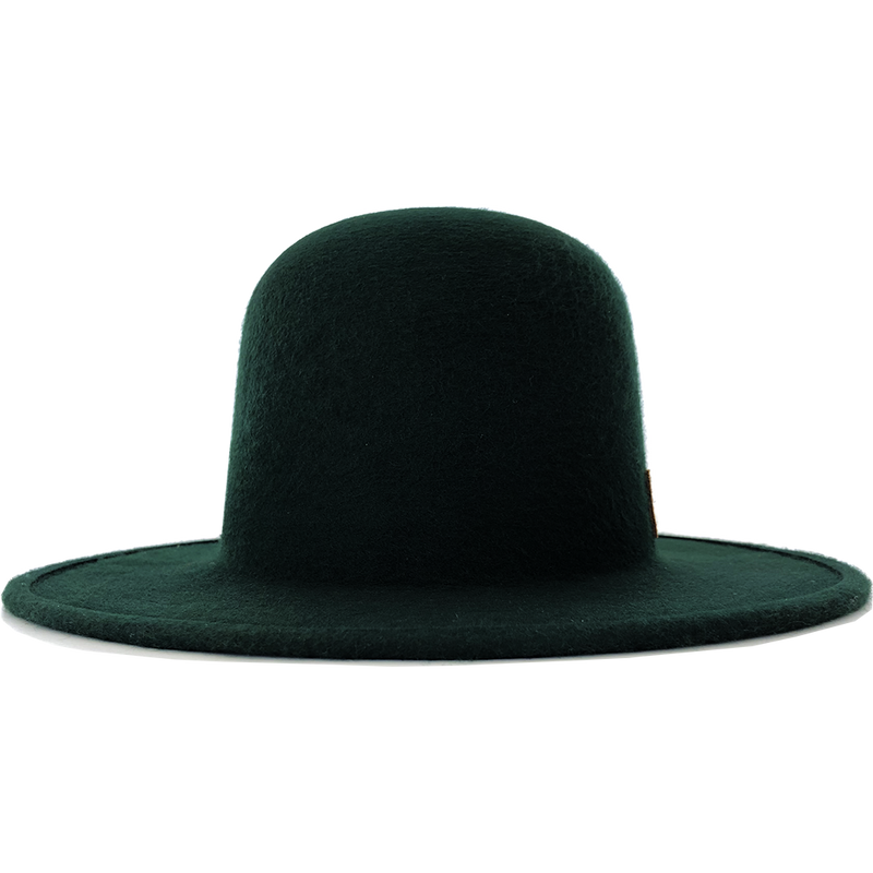 Simon & Mary Roberto Raw Hat Green