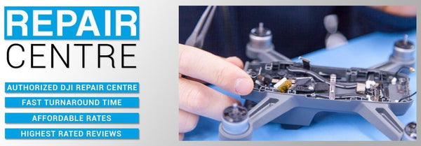 Drone repair specialists - Africa Drone Kings
