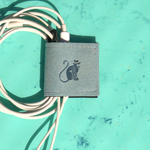 Agent Monkey Multitool | Kabel Organizer | Ocean Blue