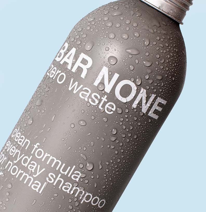 BAR NONE EVERYDAY SHAMPOO 400ml