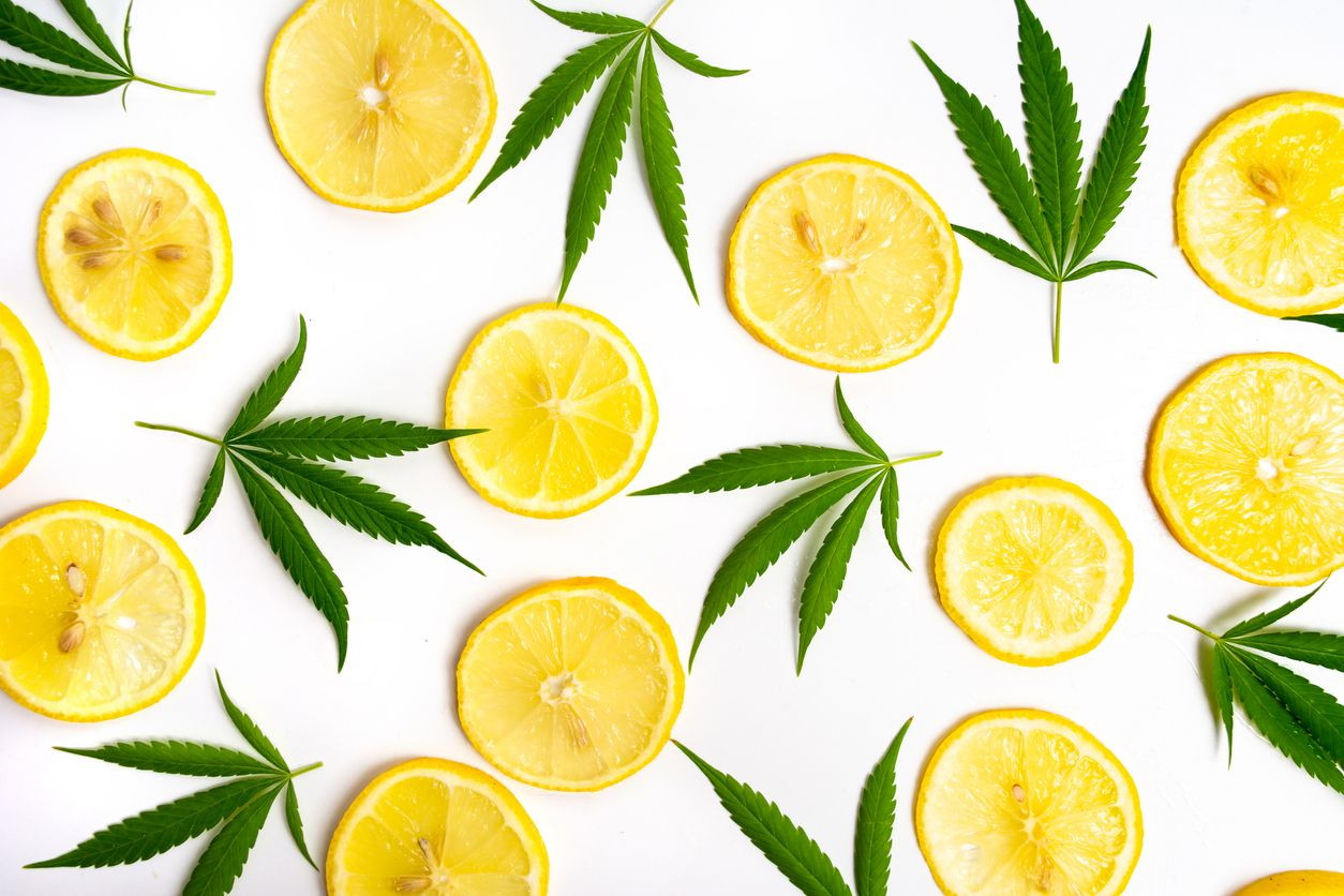 Lemons and Cannabis