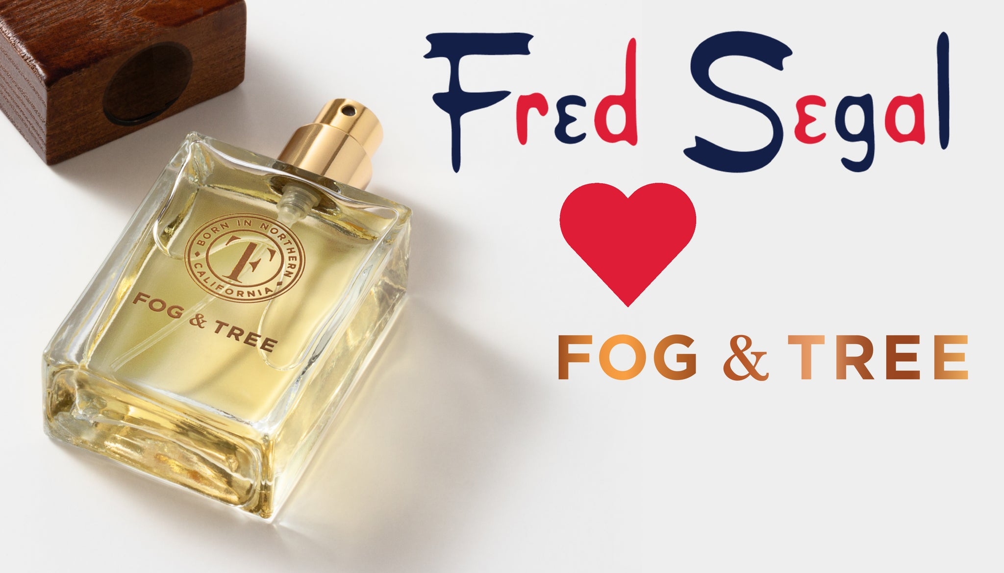 Fog & Tree launches at Fred Segal