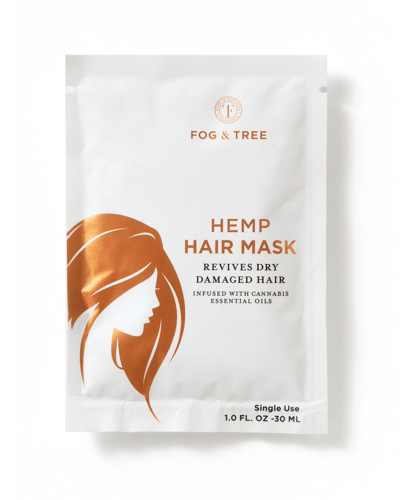 CBD Hair Mask - Single Unit