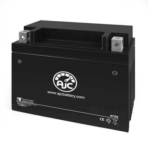 AJC® ATX9 Powersports Replacement Battery