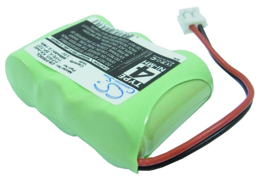 Zenith 306 Replacement Battery-2