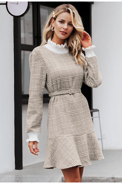 Christina knitted dress