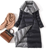 Reversible Diana long Coat