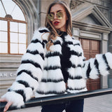 Belinda fur coat