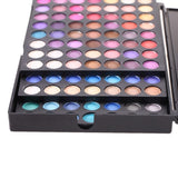 252 Colours Eyeshadow Palette Set Neutral, Shimmer & Matte