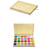 24 Colors Pressed Glitter Eyeshadow Palette