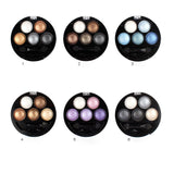 Professional Shining Eyeshadow Palette with Brush Beauty Too - ALLUNIK SHOP