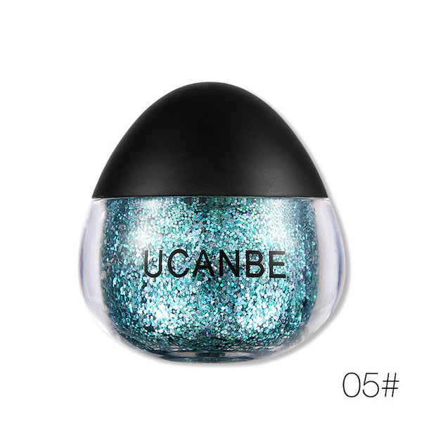 UCANBE Glitter Highlighter  Sparkling Cream Eyeshadow - ALLUNIK SHOP