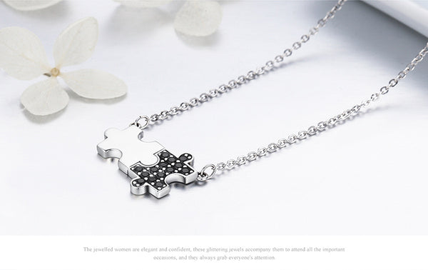 925 Sterling Silver Olivia's Mystery Necklaces - ALLUNIK SHOP