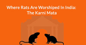 The Karni Mata Temple: Where Rats Are Worshiped