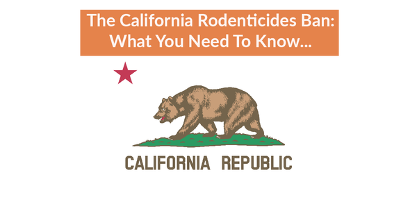 California Rodenticides Ban