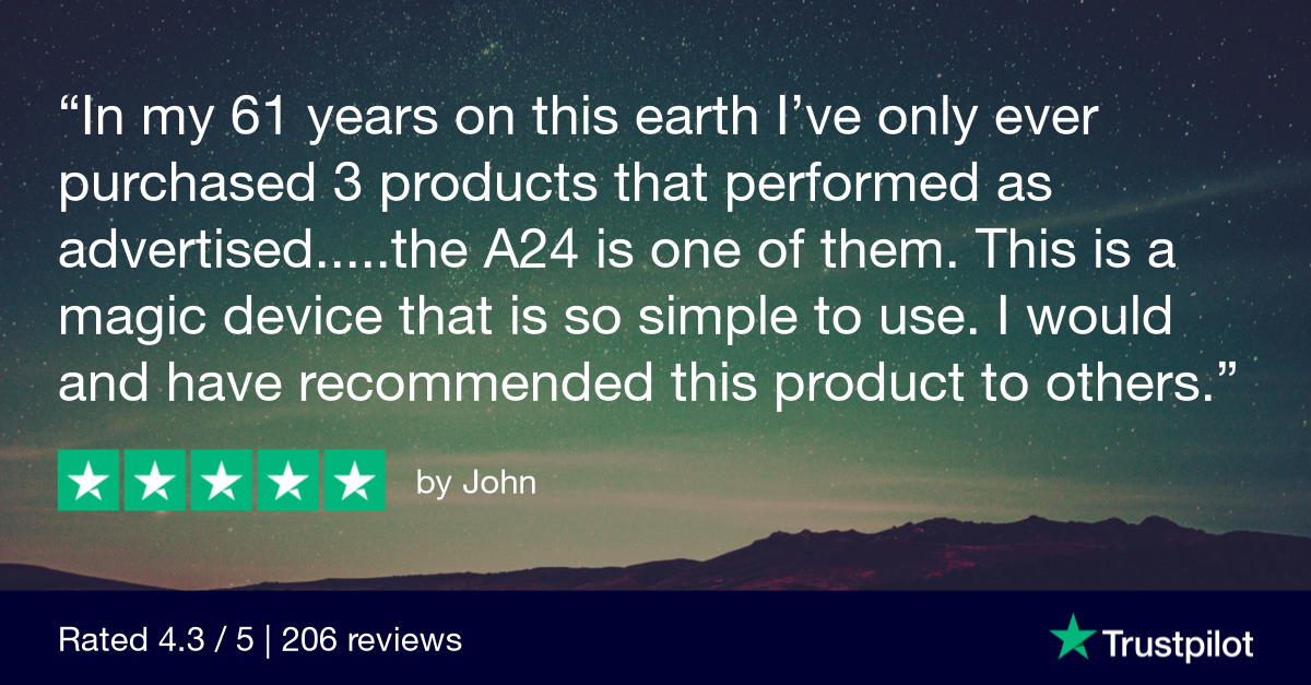 Trustpilot A24 Trap Review