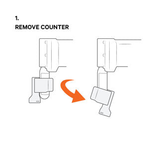 remove counter