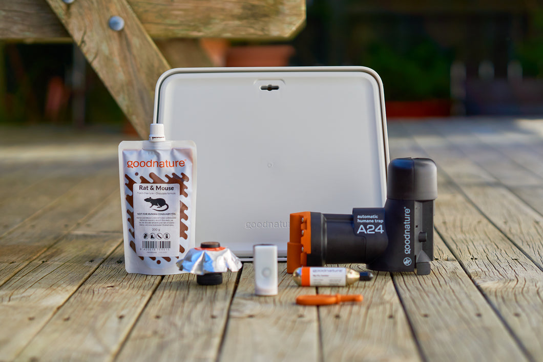 A24 Professional Trapping Kit