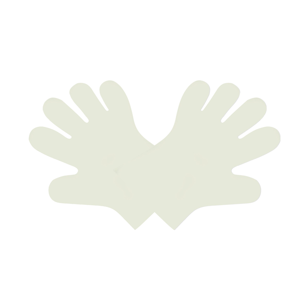 Plant-Based Compostable Gloves (100)
