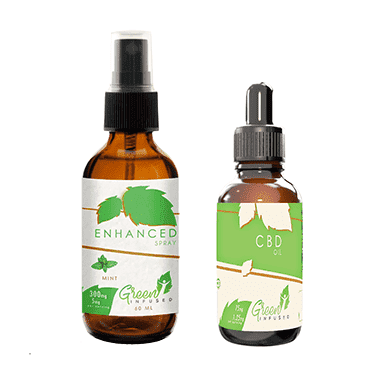 Enhanced CBD Promo