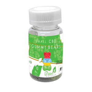 CBD Hemp Little Gummy Bears