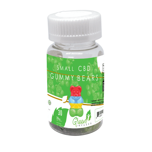 CBD Little Gummy Bears