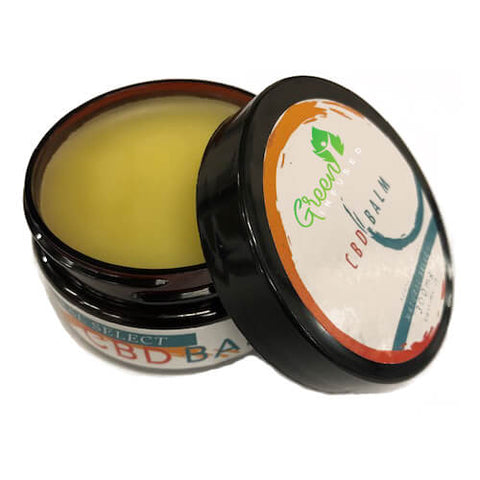 CBD Hemp Oil Balm Container 250 mg