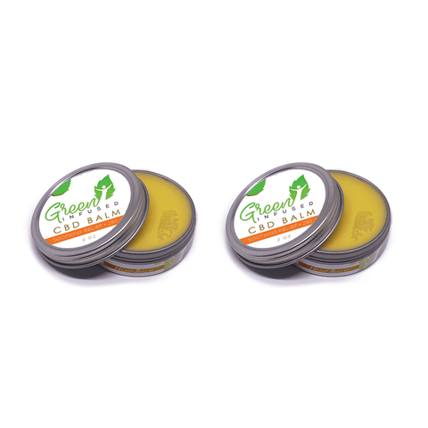 CBD Soothing Balm Promo Bundle of 2
