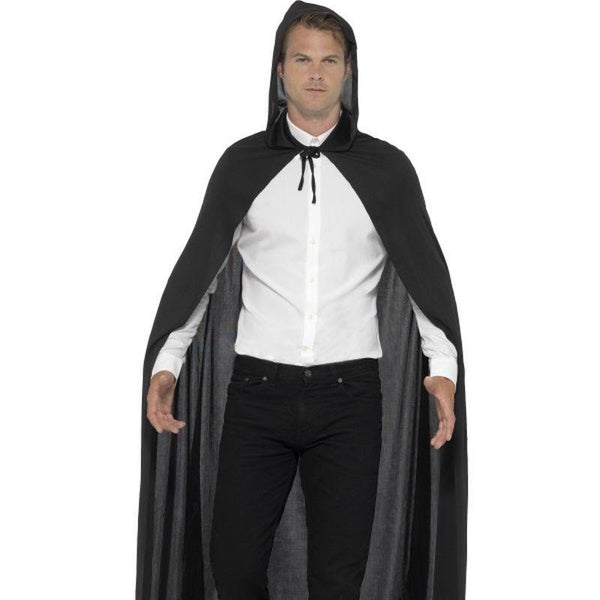 Hooded Vampire Cape - One Size