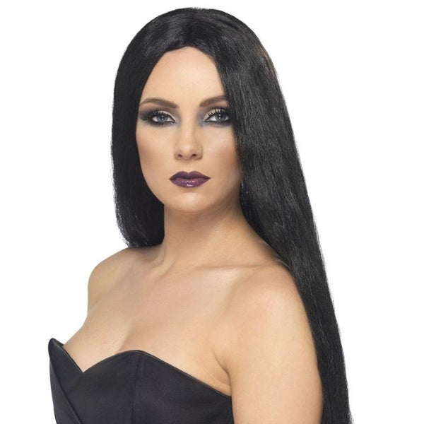 Witch Wig - One Size Womens Black