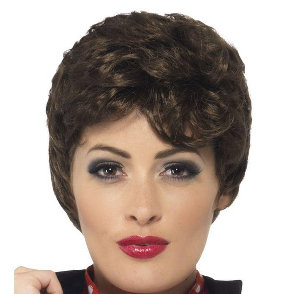 Rizzo Wig - One Size Womens Brown