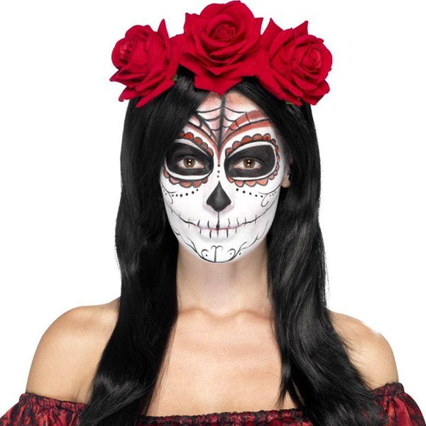 Day of the Dead Headband - One Size