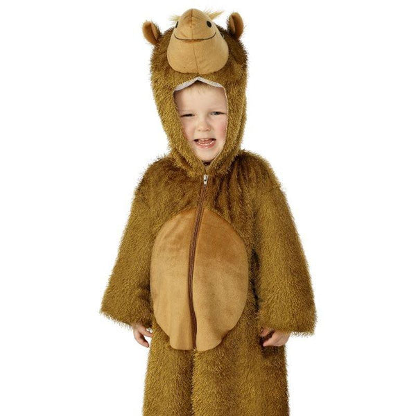 Camel Costume, Small - Small Age 4-6 Boys Brown