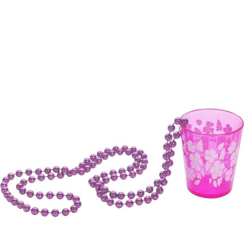 Shot Glass on Beads - One Size